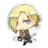 photo of Attack on Titan Deka Keychain: Annie