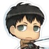 Attack on Titan Deka Keychain: Bertholt