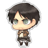photo of Attack on Titan Deka Keychain: Eren Jaeger Salute ver.