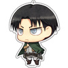 photo of Attack on Titan Deka Keychain: Levi Salute ver.