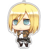 photo of Attack on Titan Deka Keychain: Krista Lenz Salute ver.