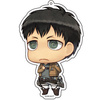 photo of Attack on Titan Deka Keychain: Bertolt Hoover Salute ver.