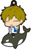 photo of Free! Trading Rubber Strap: Tachibana Makoto swimsuit Ver.