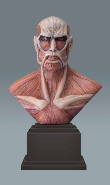 main photo of PM Figure Colossal Titan Bust