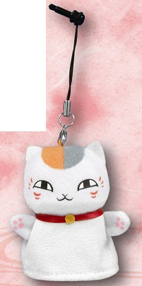 main photo of Natsume Yuujinchou Earphone Jack: Nyanko-sensei Normal Ver.