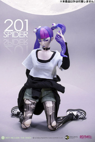main photo of Nightmare Theme Suit Spider Girl
