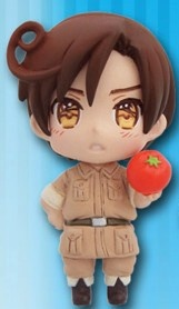 main photo of Colorfull Collection Hetalia Axis Powers Cafe Limited Set: Southern Italy (Romano)
