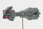 photo of 1/5000 Ginga Eiyuu Densetsu: Hameln II & Empire Small Vessel Set