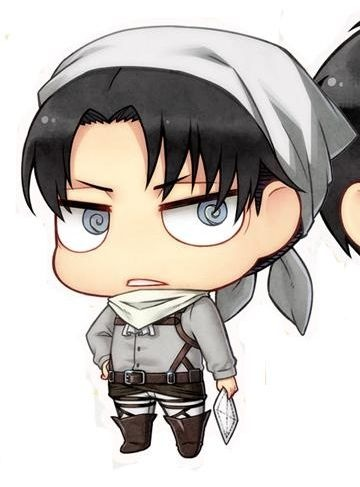 main photo of Shingeki no Kyojin Rubber Strap Collection: Levi Cleaning Ver.