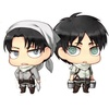 photo of Shingeki no Kyojin Rubber Strap Collection: Eren Jaeger Cleaning Ver.
