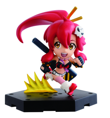 main photo of Ichiban Kuji Gekijouban Tengen Toppa Gurren Lagann: Yoko Littner