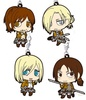 photo of Shingeki no Kyojin Rubber Strap Collection: Krista Lenz