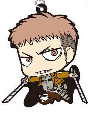 main photo of Shingeki no Kyojin Rubber Strap Collection: Jean Kirstein