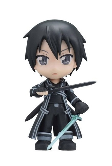 main photo of Sword Art Online Chara Cute Pretty vol.2: Kirito