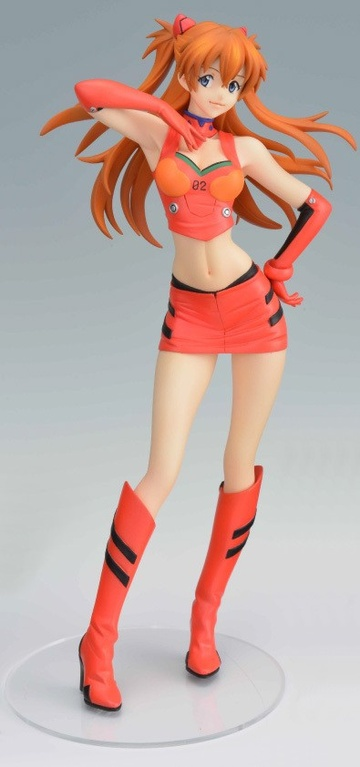 main photo of PM Figure Souryu Asuka Langley Race Queen ver.