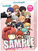 photo of Uta no Prince-sama Trading Diecut Cellphone Cleaner: Shinomiya Natsuki