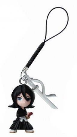 main photo of Bleach Zanpakuto Straps Vol. 1: Kuchiki Rukia