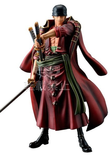 main photo of The Grandline Men Film Z DXF Figure vol.2 Roronoa Zoro