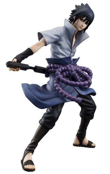 main photo of G.E.M. Series Uchiha Sasuke