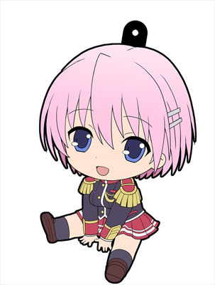 main photo of Walkure Romanze Petanko Rubber Strap: Mio Kisaki