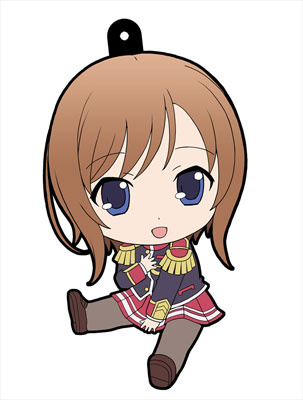 main photo of Walkure Romanze Petanko Rubber Strap: Rena F. Avery