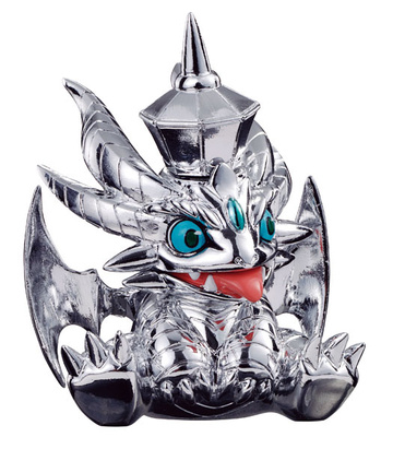 main photo of Puzzle & Dragons Metal Collection: King Metal Dragon