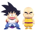 photo of Dragon Ball DX Figure ~Training of Turtle Sennin~ Kulilin