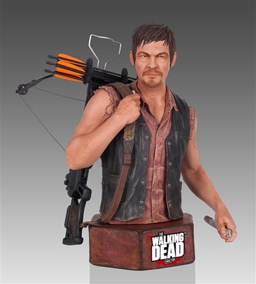 main photo of The Walking Dead Mini Bust: Daryl Dixon