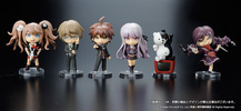photo of Danganronpa the Animation Collection Figure: Monokuma