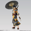 photo of Super One Piece Styling EX Kimono Style: Luffy Jump Festa limited color ver.