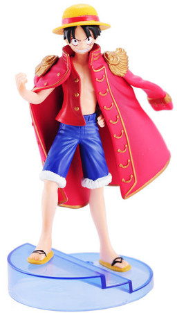 main photo of One Piece Styling 3: Monkey D. Luffy