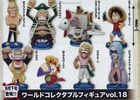photo of One Piece World Collectable Figure vol.18: Monkey D. Luffy