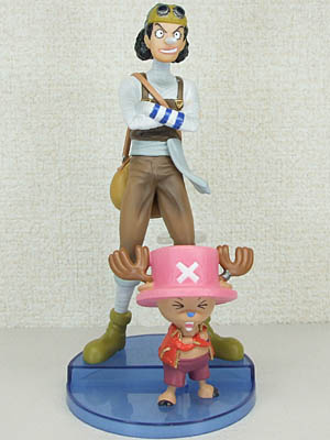 main photo of One Piece Styling 3: Usopp and Chopper Secret ver.