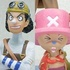 One Piece Styling 3: Usopp and Chopper Secret ver.