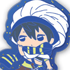 Free! Clear Rubber Strap ~in oasis~: Nanase Haruka
