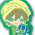 Free! Clear Rubber Strap ~in oasis~: Tachibana Makoto