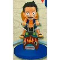 main photo of One Piece World Collectable Figure Vol. 8: Monkey D. Luffy