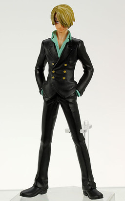 main photo of One Piece Memories of Merry Pirates Figures Vol. 1: Sanji