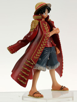main photo of One Piece Memories of Merry Pirates Figures Vol. 1: Monkey D. Luffy