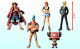 photo of One Piece Memories of Merry Pirates Figures Vol. 1: Nami