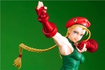 photo of Street Fighter Bishoujo Statue Cammy