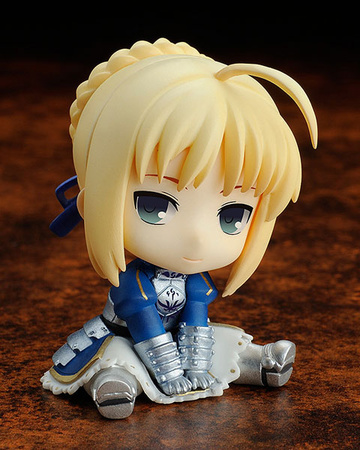 main photo of Petanko Mini!: Fate/Zero Trading Figures: Saber Armor Ver.