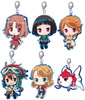 photo of Galilei Donna Trading Metal Charm Strap: Grande Rosso