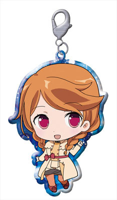 main photo of Galilei Donna Trading Metal Charm Strap: Ferrari Hazuki