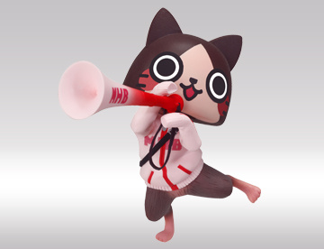 main photo of Capcom Figure Builder Standard Model Otomo Airou Vol.1: MHB Neko Manya ver.