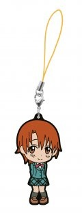 main photo of Ichiban Kuji Working!!: Inami Mahiru Rubber Strap