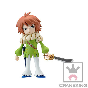 main photo of One Piece World Collectable Figure vol.32: Haruta