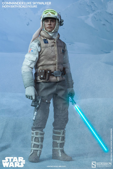 main photo of Sixth Scale Figure Luke Skywalker Hoth Ver.