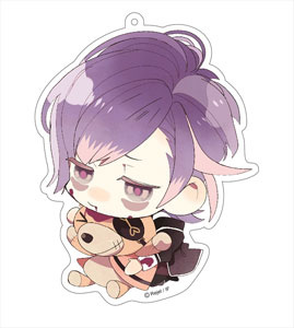 main photo of Diabolik Lovers More, Blood Deka Keychain: Kanato