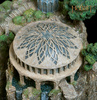 photo of White Council Chamber Diorama Stand